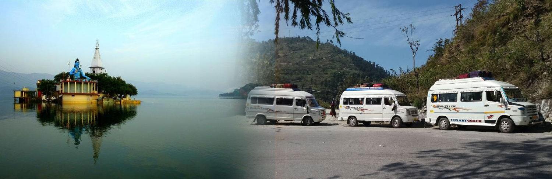 Una taxi service, Tempo Travellers